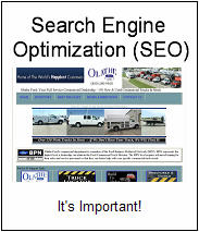 Commercial Dealership SEO